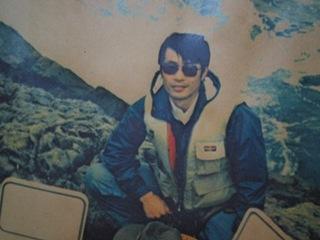 20年前ヒゲのないひげ薬剤師(村田恭介)